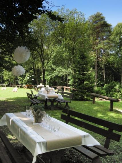 tavoli picnic