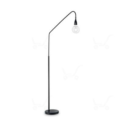 Lampada da terra minimal Ideal Lux nera