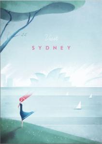 Visit Sidney