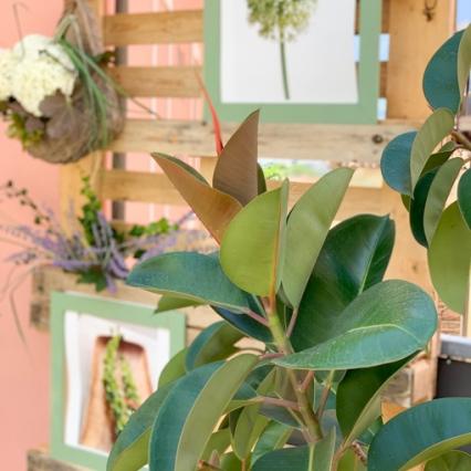 decorazioni floreali create da Nadia